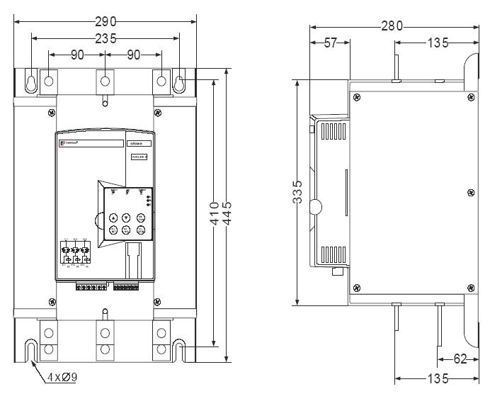 Устройства PRS 090 … PRS 200