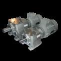 Мотор-редукторы цилидрический MTC A