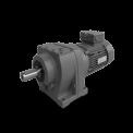 Редукторный электродвигатель VEM с двухступенчатым редуктором