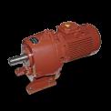 Цилиндрический двухступенчатый мотор-редуктор 4МЦ2С63 - 4МЦ2С125