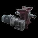 Мотор-редукторы червячные МЧ2-160